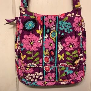 Like new Vera Bradley bag Flutterby (from 2014)